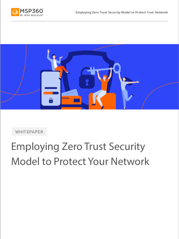 Employing Zero Trust Security Model to Protect Your Network
