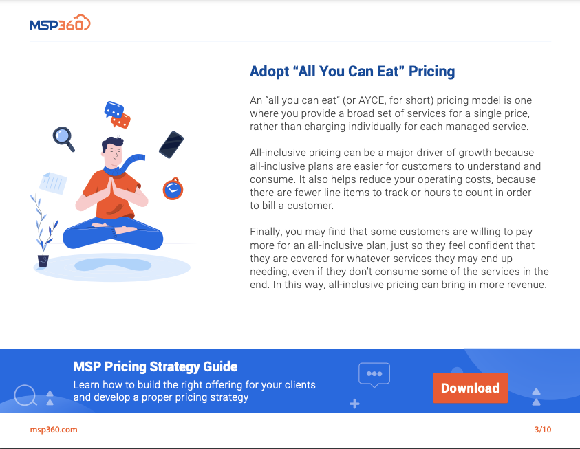 11 Practical Tips to Increase Your MSP Profitability preview 5