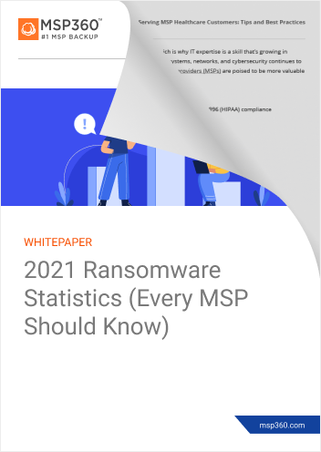 2021 Ransomware Statistics preview 2