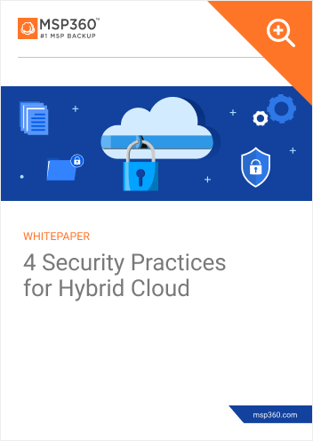 4 security practices for hybrid cloud preview 1