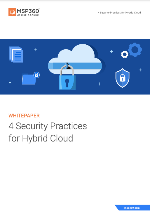 4 security practices for hybrid cloud preview 3