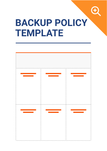 Backup Policy Template lp