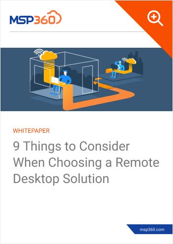 Choosing a Remote Desktop Solution preview 1