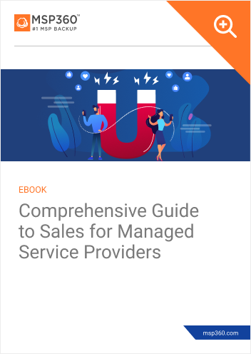 Comprehensive Guide to Sales for Managed Service Providers lp