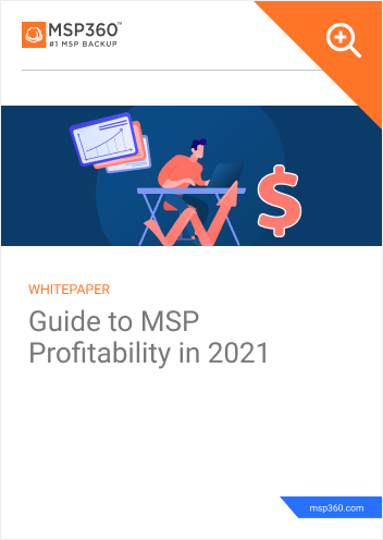 Guide to MSP Profitability in 2021
