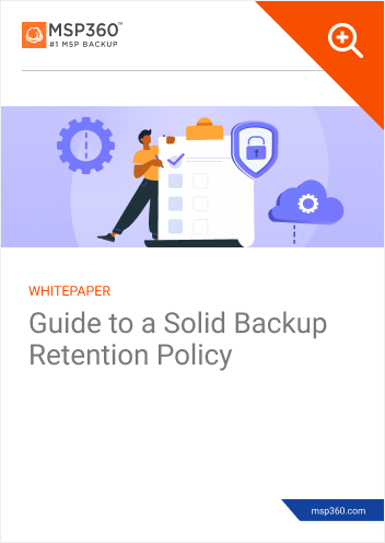 Guide to a Solid Backup Retention Policy preview 1