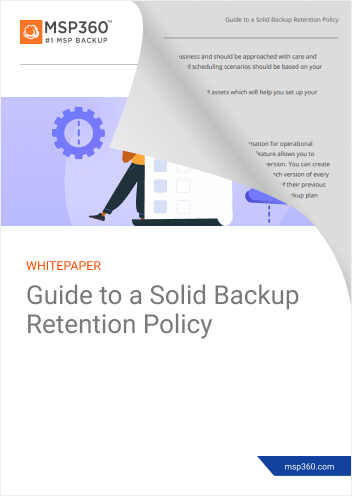 Guide to a Solid Backup Retention Policy preview 2