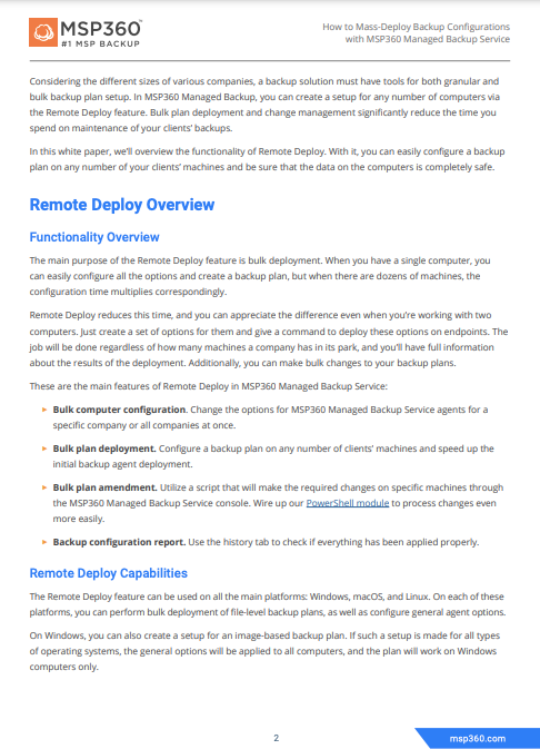 How to Mass-Deploy Backup Configurations preview 4