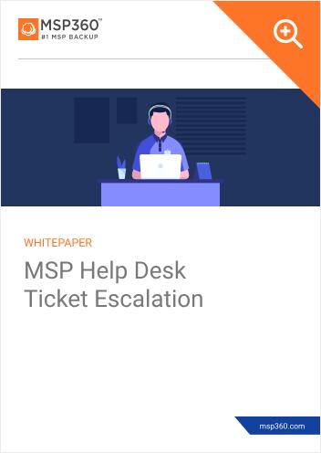 MSP Helpdesk Ticket Escalation preview 1
