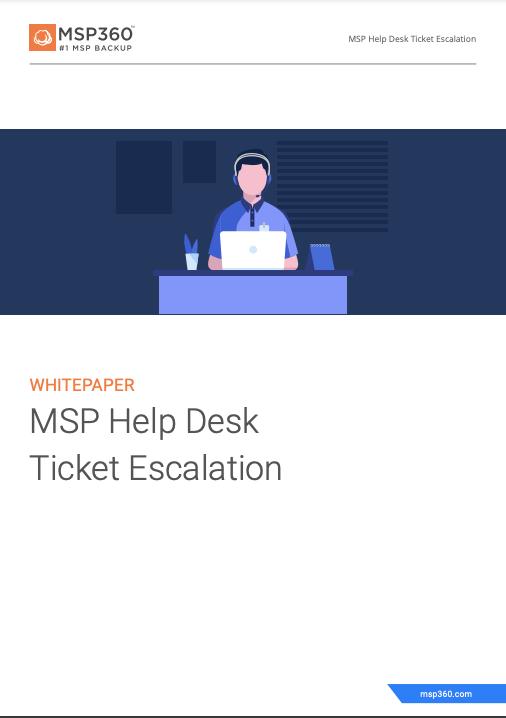 MSP Helpdesk Ticket Escalation preview 3