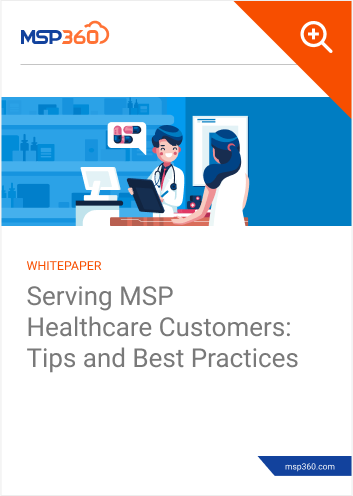 Serving MSP Healthcare Customers preview 1