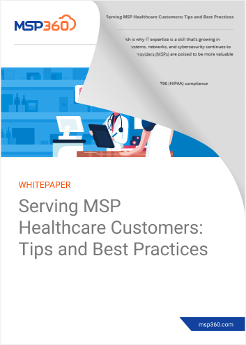 Serving MSP Healthcare Customers preview 2