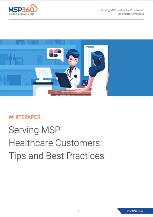 Serving MSP Healthcare Customers preview 3