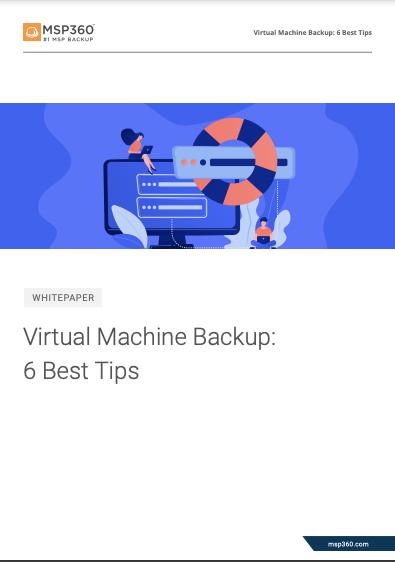 VM backup preview 3