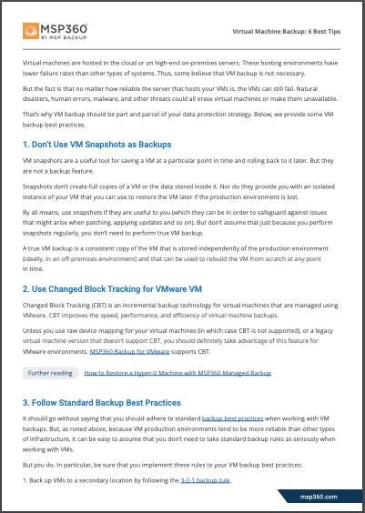 VM backup preview 4