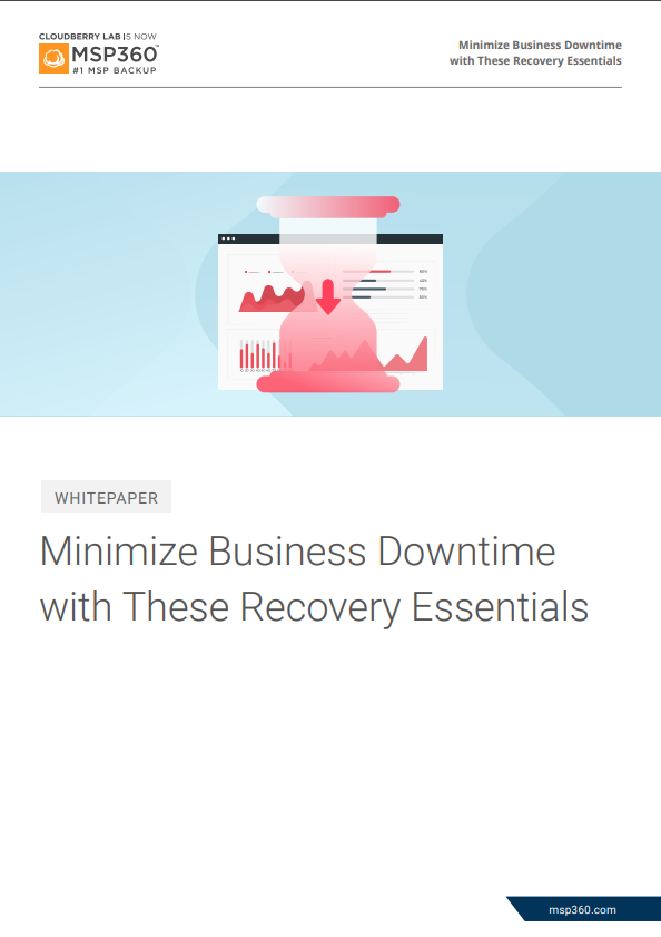 minimize business downtime preview