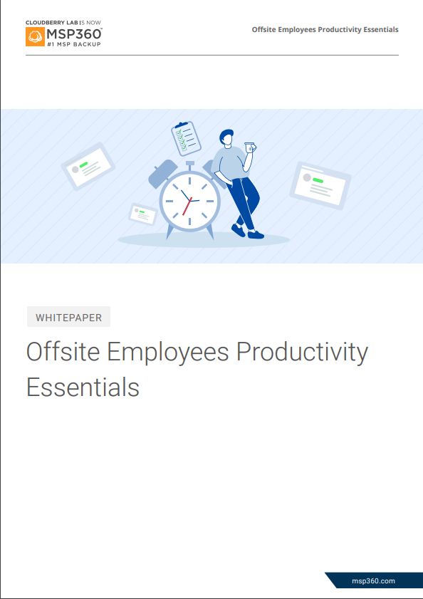 offsite employees productivity preview