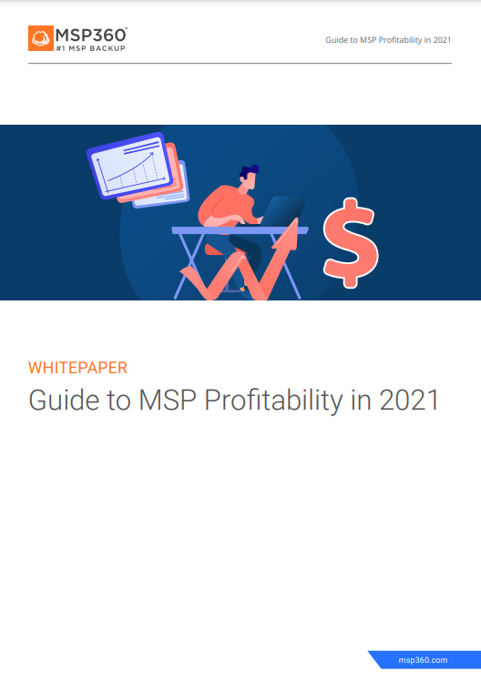 Guide to MSP Profitability